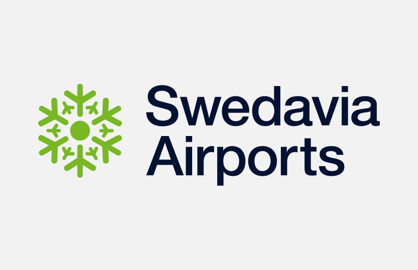10 airports – an end-to-end service solution for Swedavia