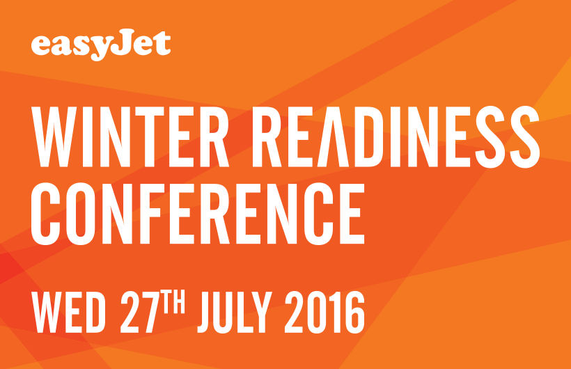 Winter Readiness Conference 2016